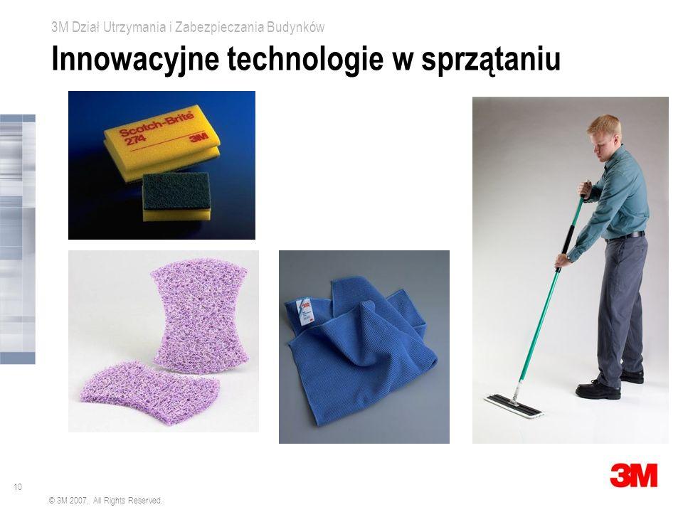 Innowacyjne technologie w sprzątaniu