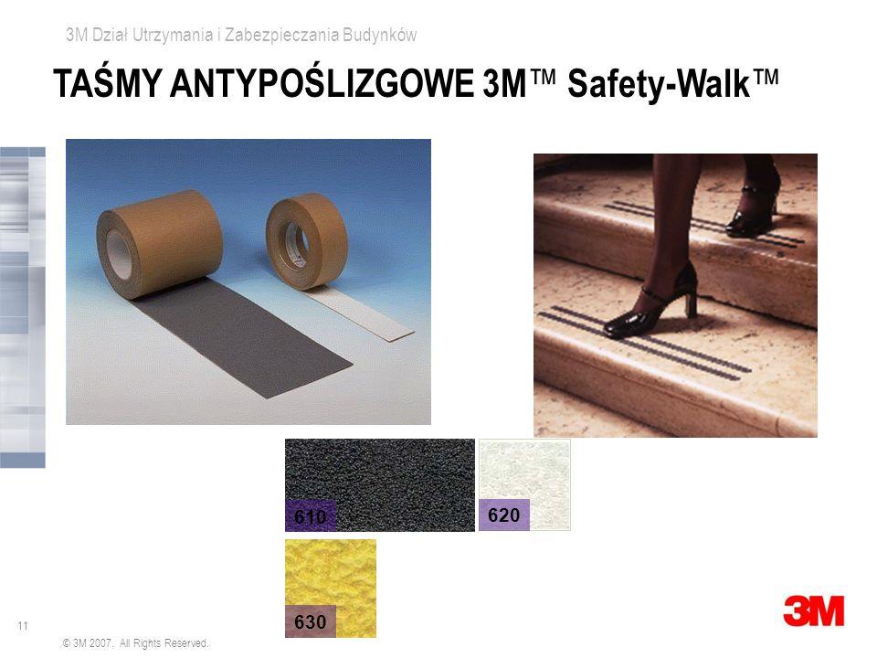 TAŚMY ANTYPOŚLIZGOWE 3M™ Safety-Walk™