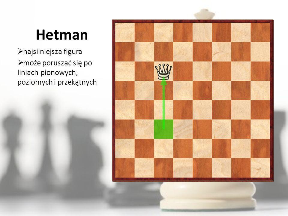 Hetman najsilniejsza figura