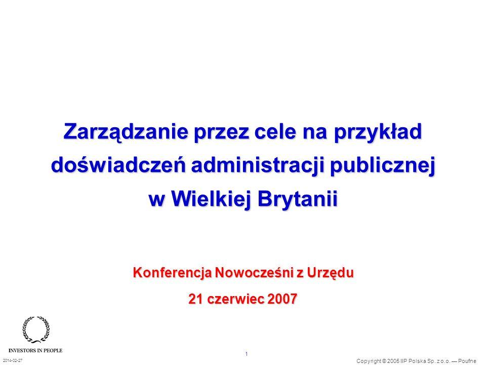 Konferencja Nowocześni z Urzędu 21 czerwiec 2007