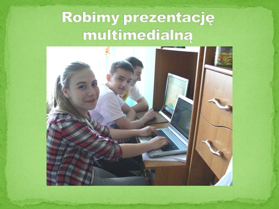Robimy prezentację multimedialną