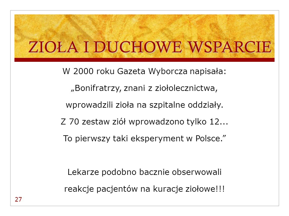 """""""HITY ZIOŁOWE W LATACH 2005-2007 FINANSOWANE ZE ŚRODKÓW PUBLICZNYCH"""