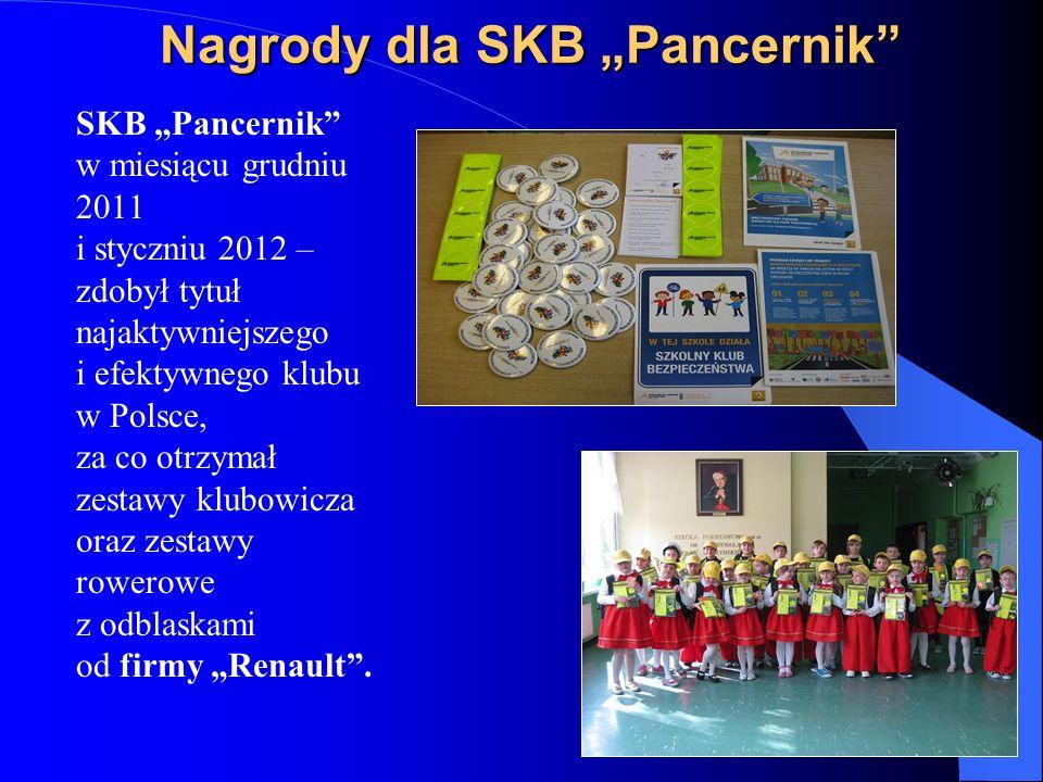 "Nagrody dla SKB ""Pancernik"