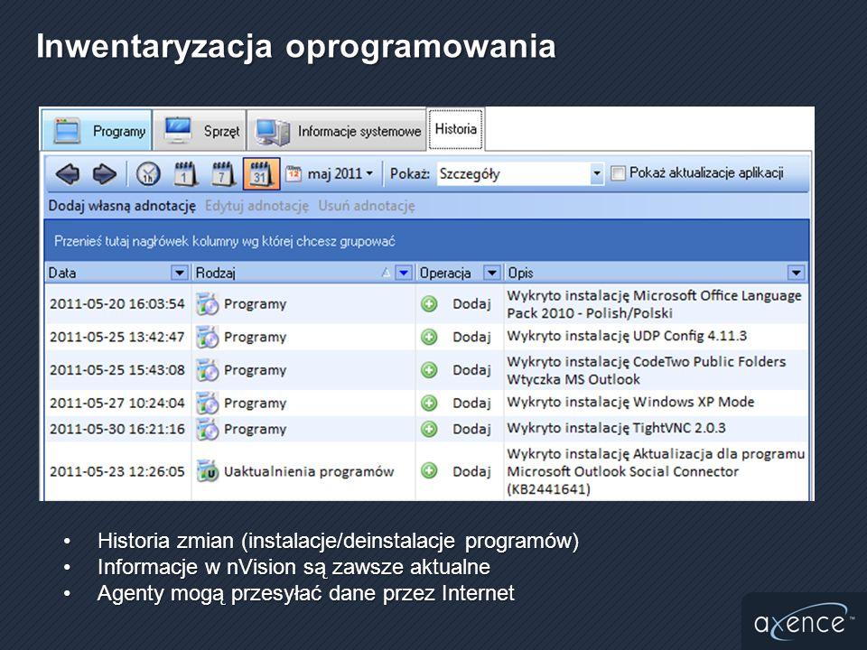 Inwentaryzacja oprogramowania