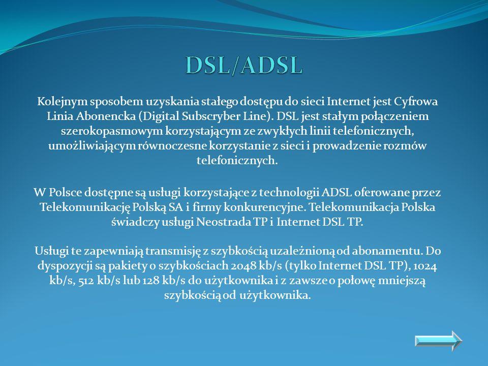 DSL/ADSL
