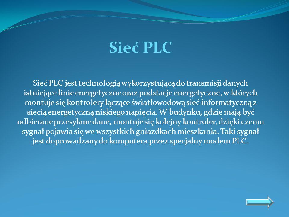 Sieć PLC