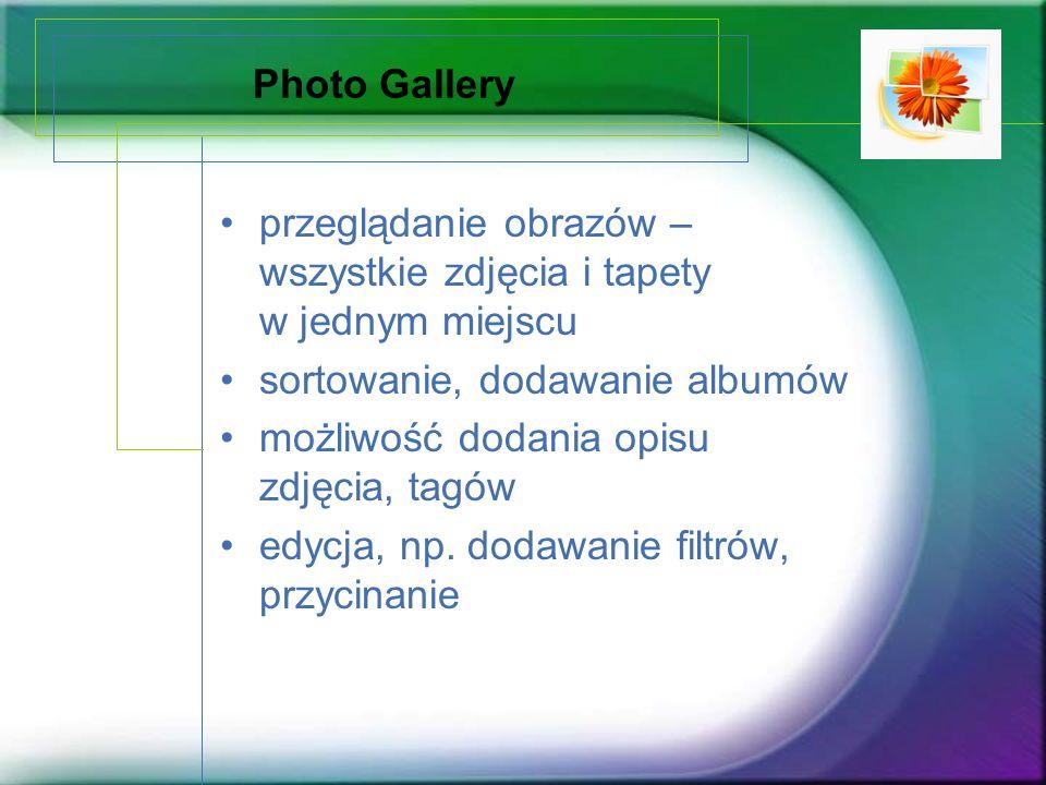 Photo Gallery przeglądanie obrazów – wszystkie zdjęcia i tapety w jednym miejscu. sortowanie, dodawanie albumów.