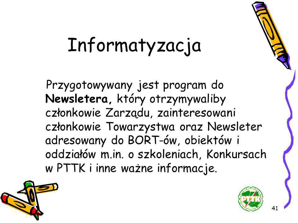 Informatyzacja