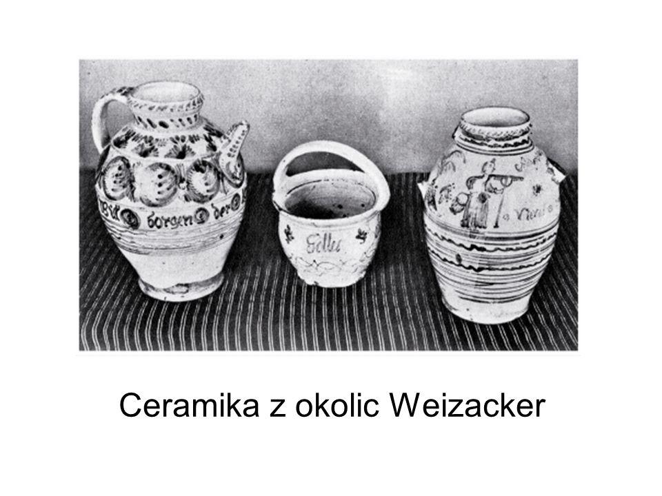 Ceramika z okolic Weizacker