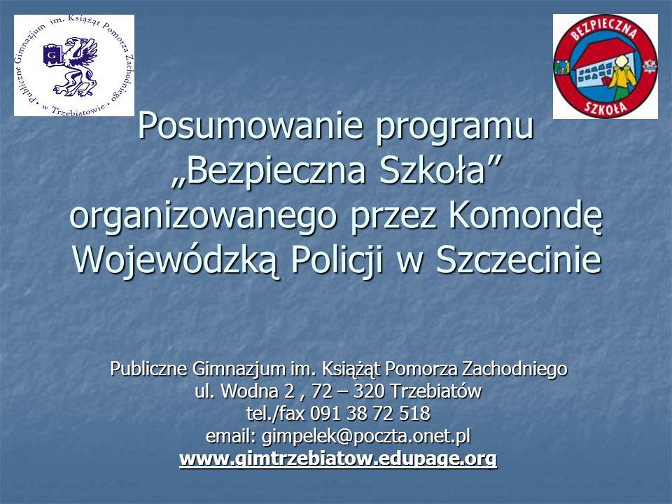 Publiczne Gimnazjum im. Książąt Pomorza Zachodniego