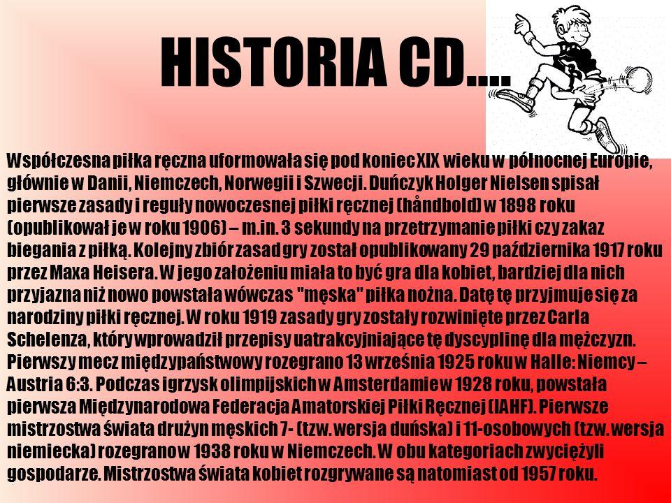 HISTORIA CD….