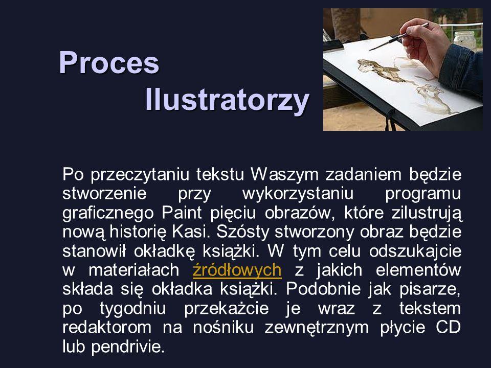 Ilustratorzy Proces.