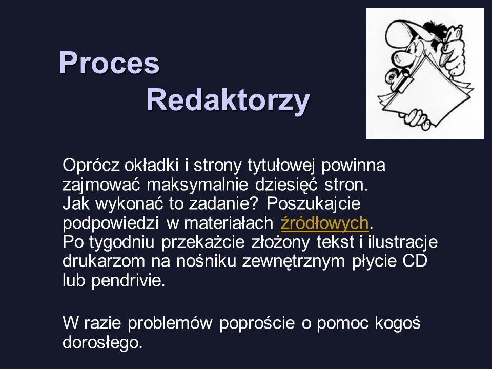 Redaktorzy Proces.