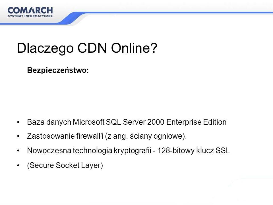 Dlaczego CDN Online Bezpieczeństwo: