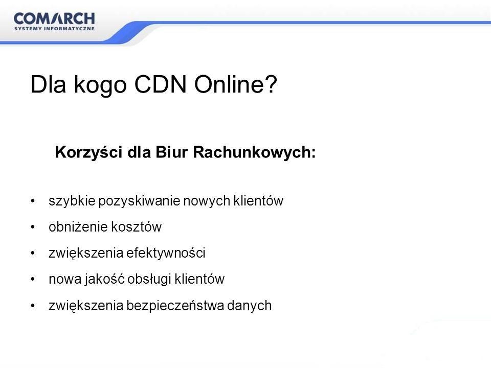 Dla kogo CDN Online Korzyści dla Biur Rachunkowych: