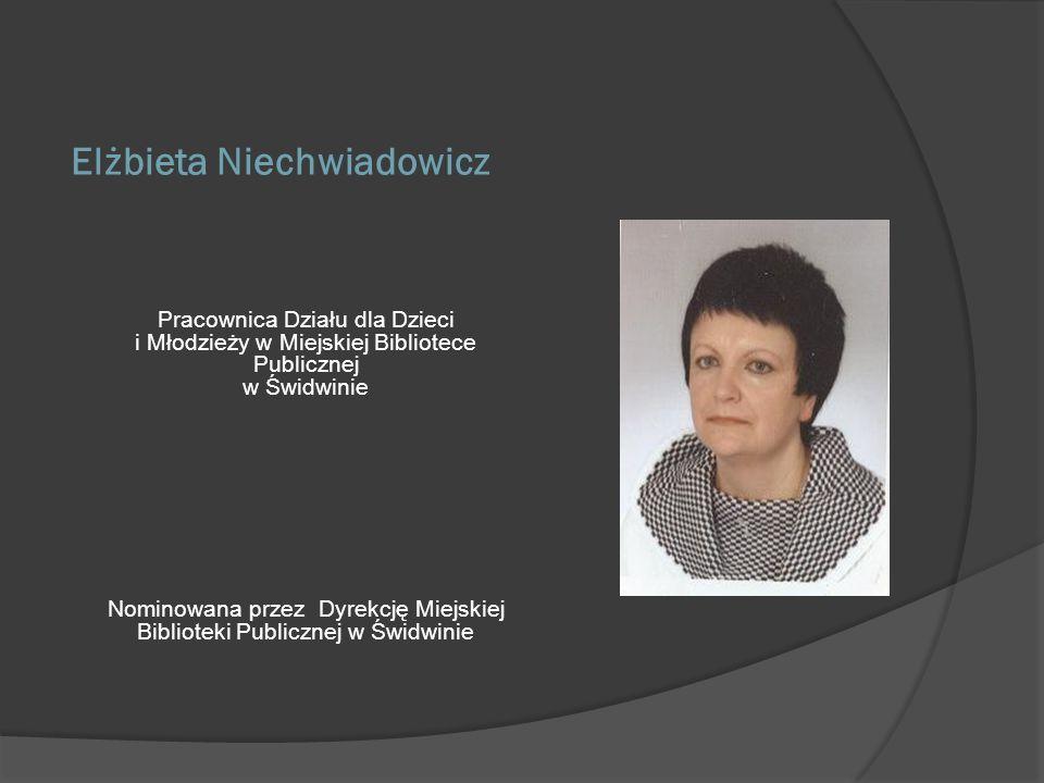 Elżbieta Niechwiadowicz