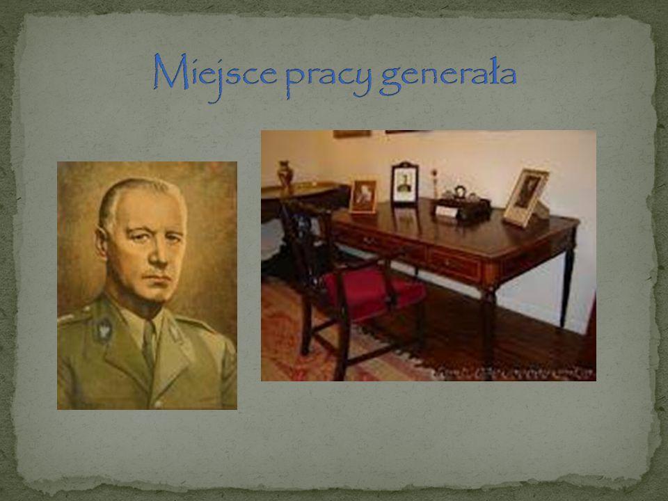 Miejsce pracy generała