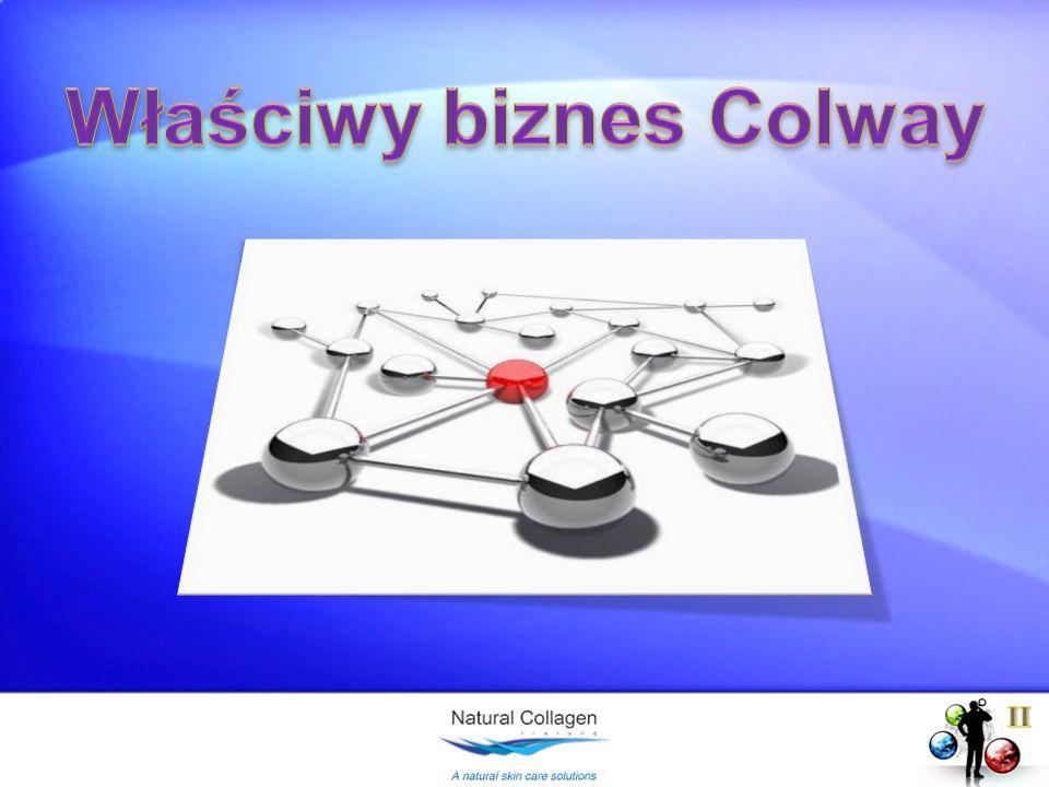 Właściwy biznes Colway