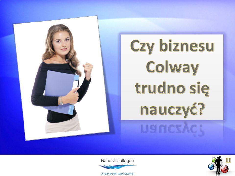 Czy biznesu Colway trudno się nauczyć