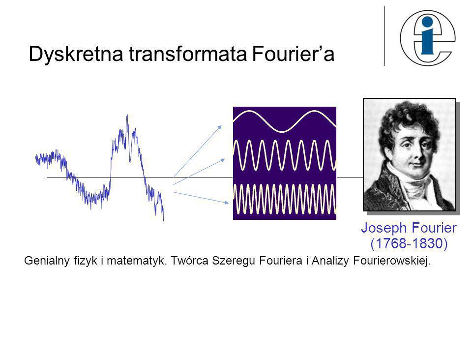 Dyskretna transformata Fourier'a