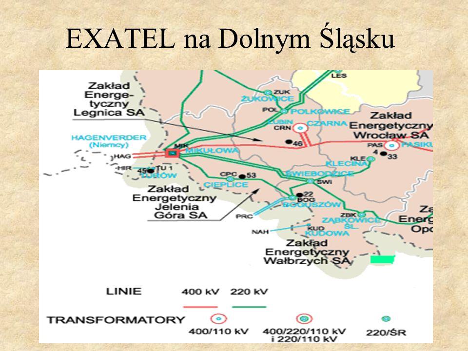 EXATEL na Dolnym Śląsku