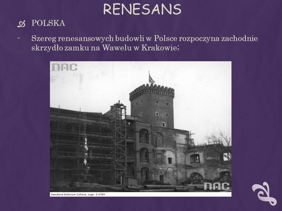 RENESANS POLSKA.