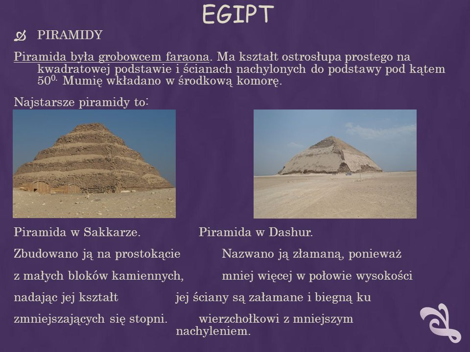 EGIPT PIRAMIDY.