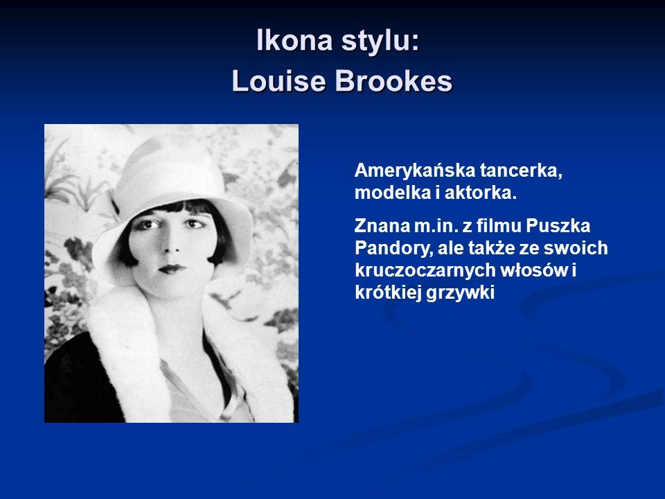 Ikona stylu: Louise Brookes