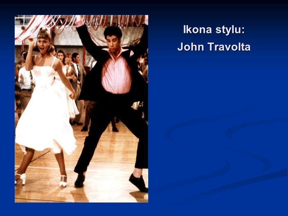 Ikona stylu: John Travolta