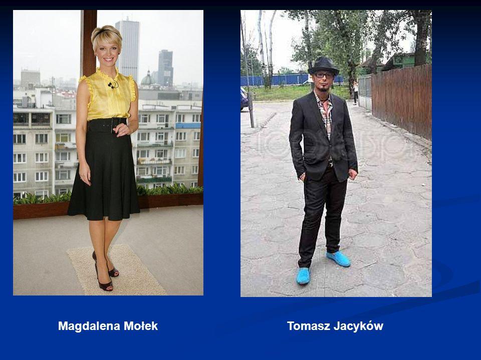 Magdalena Mołek Tomasz Jacyków