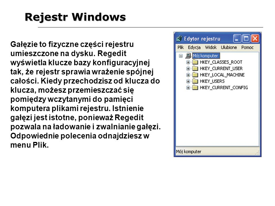 Rejestr Windows