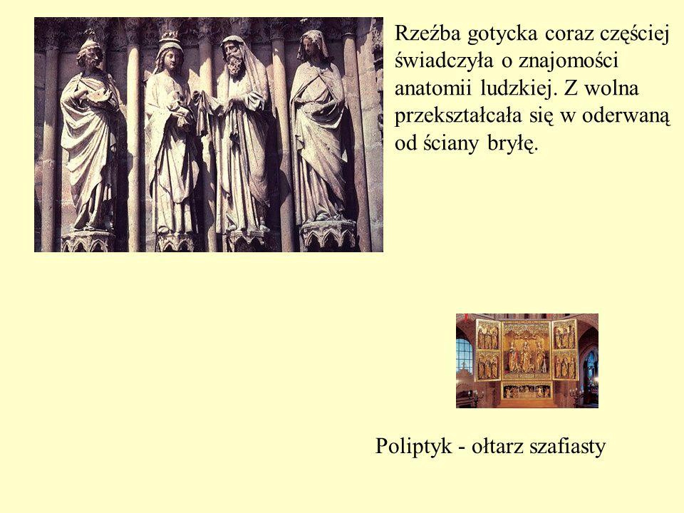 Poliptyk - ołtarz szafiasty