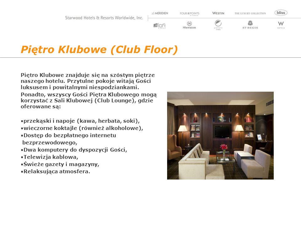 Piętro Klubowe (Club Floor)