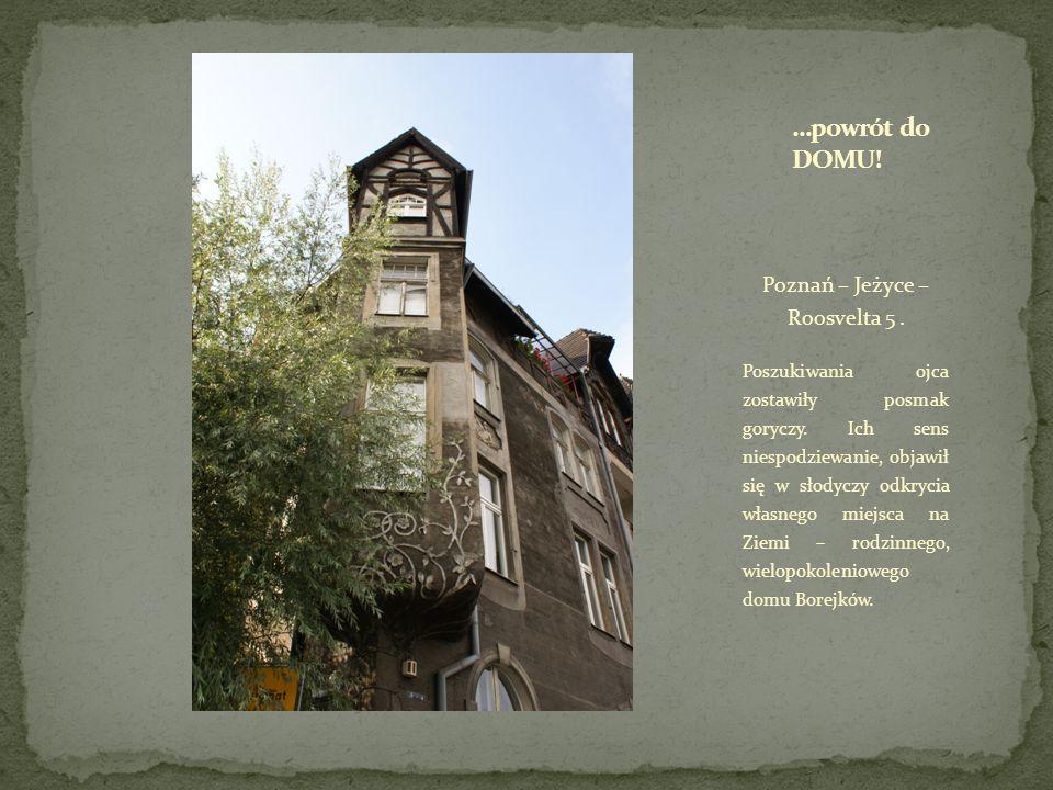 Poznań – Jeżyce – Roosvelta 5 .