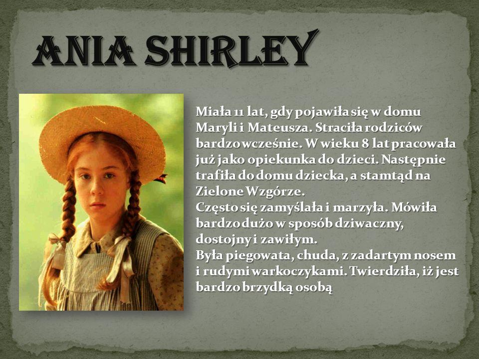 Ania Shirley