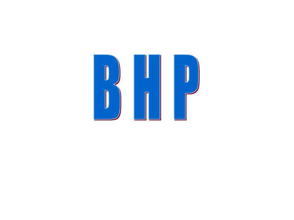 B H P