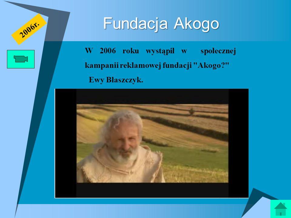 Fundacja Akogo 2006r.