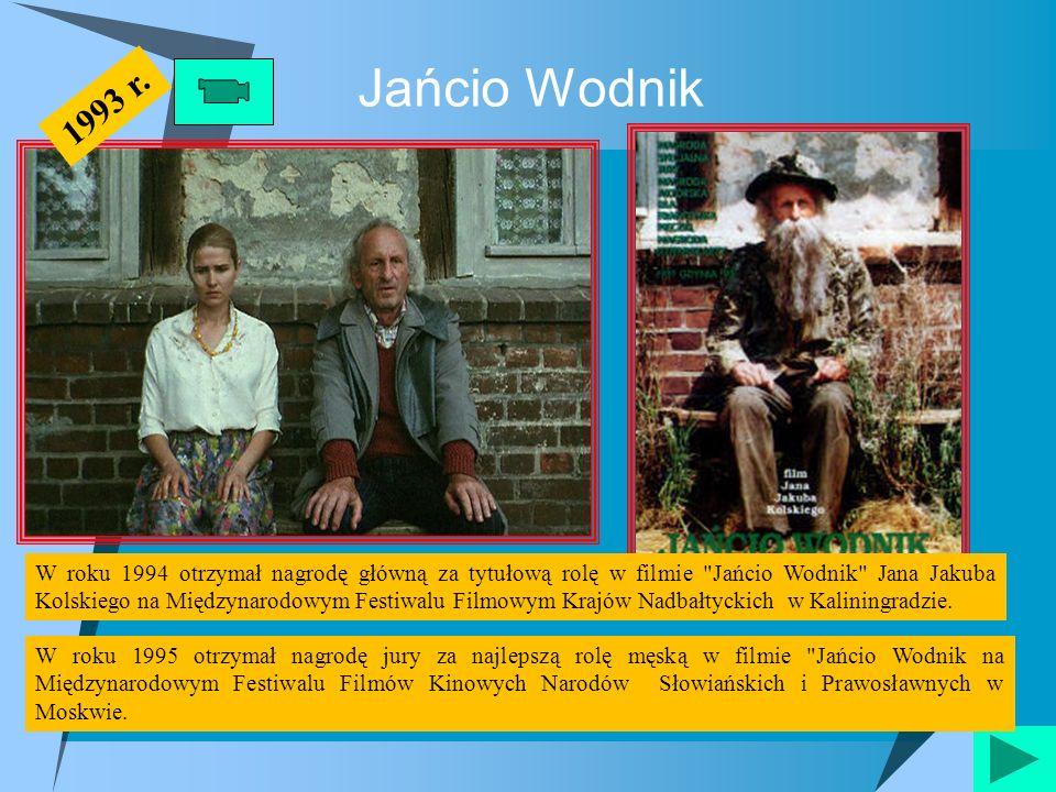 Jańcio Wodnik 1993 r.