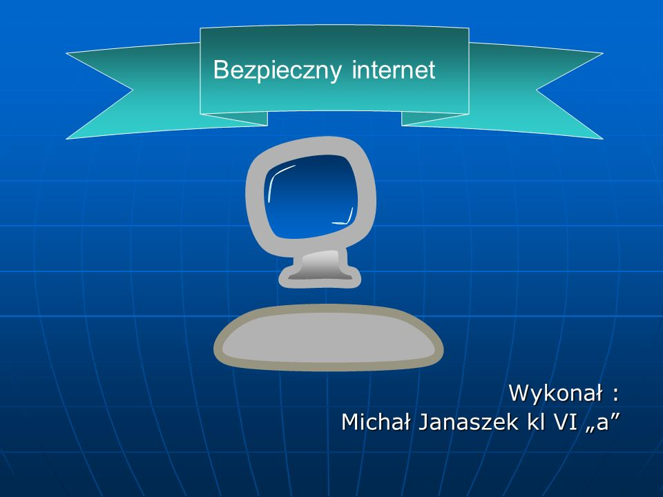 """Michał Janaszek kl VI """"a"""