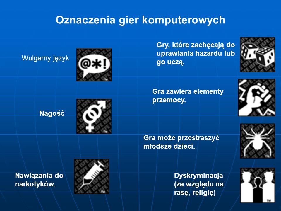 Oznaczenia gier komputerowych