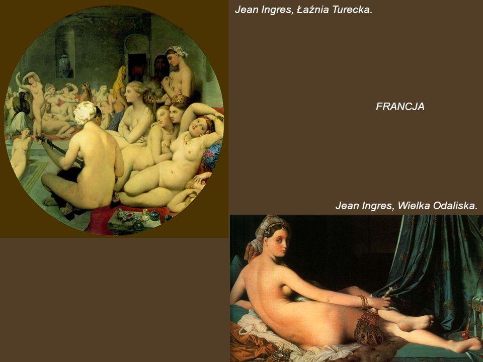 Jean Ingres, Łaźnia Turecka.