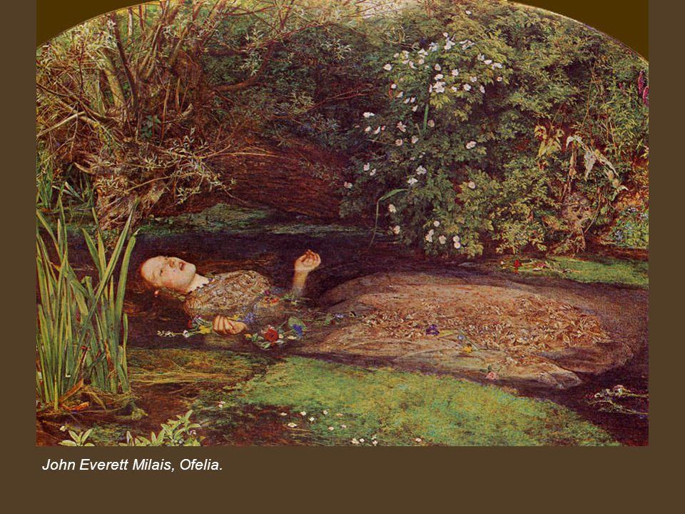 John Everett Milais, Ofelia.
