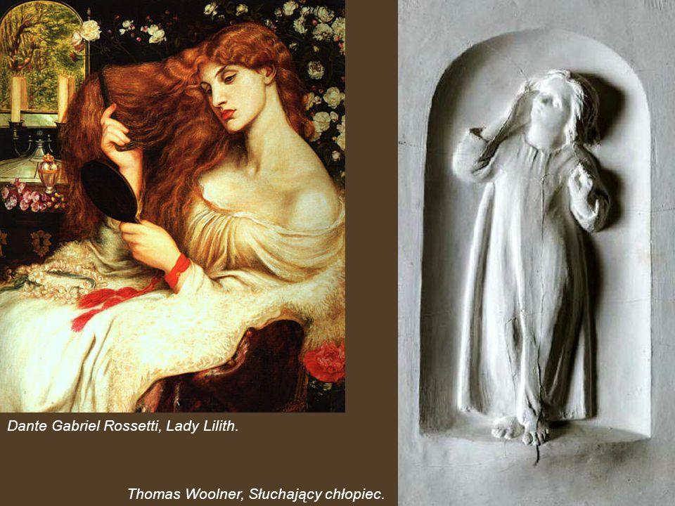Dante Gabriel Rossetti, Lady Lilith.