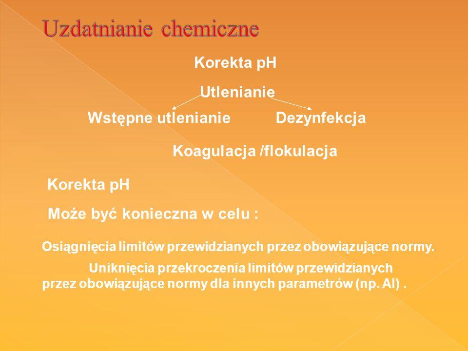 Uzdatnianie chemiczne