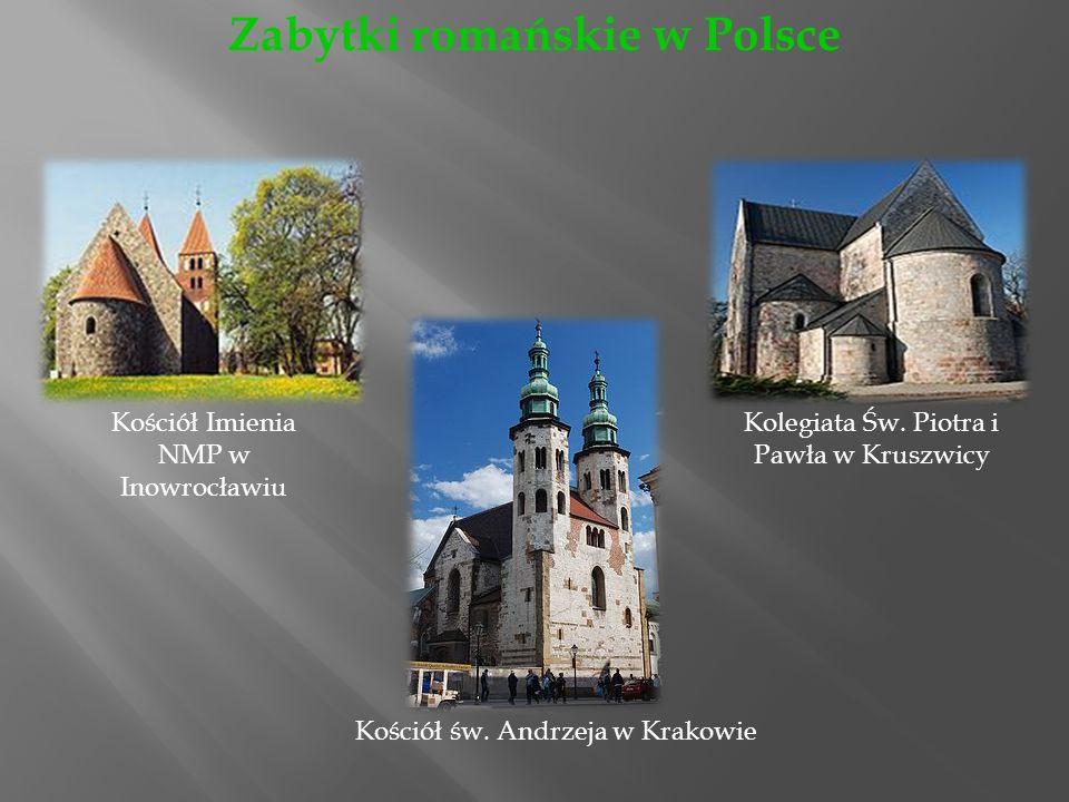 Zabytki romańskie w Polsce