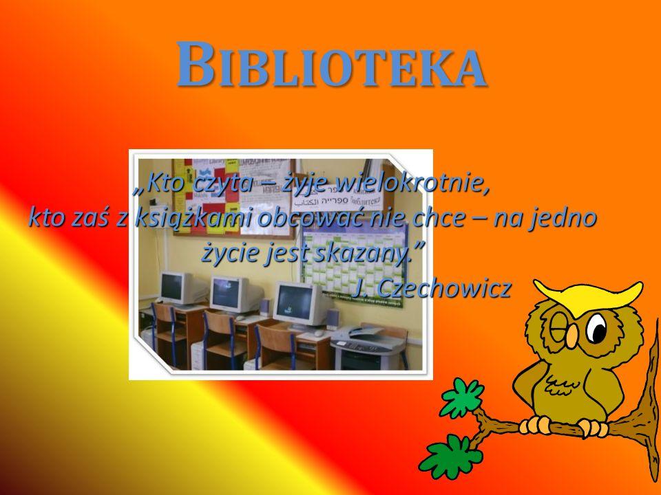 """Biblioteka """"Kto czyta – żyje wielokrotnie,"""