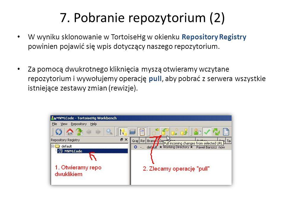 7. Pobranie repozytorium (2)