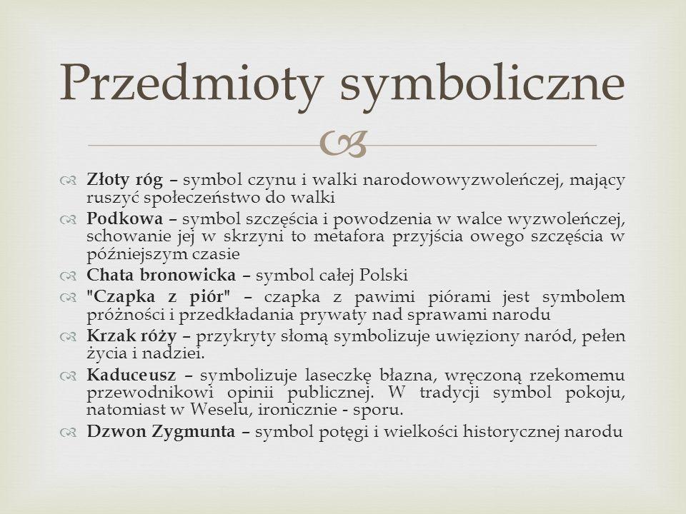 Przedmioty symboliczne