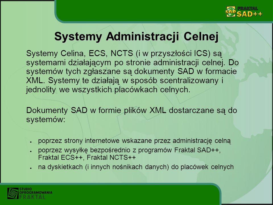 Systemy Administracji Celnej