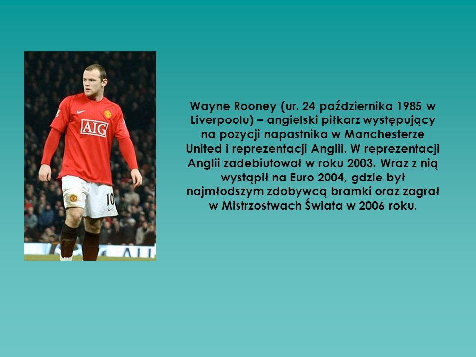 Wayne Rooney (ur.
